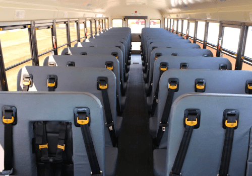How to Keep Kids Safe in a Bus?