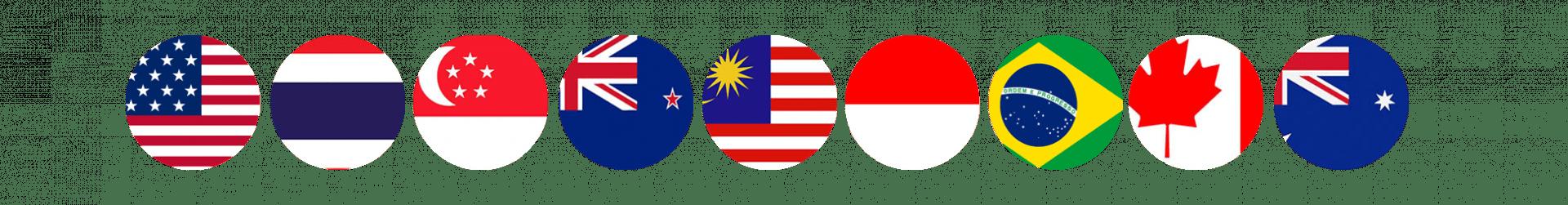 sege seats countries list