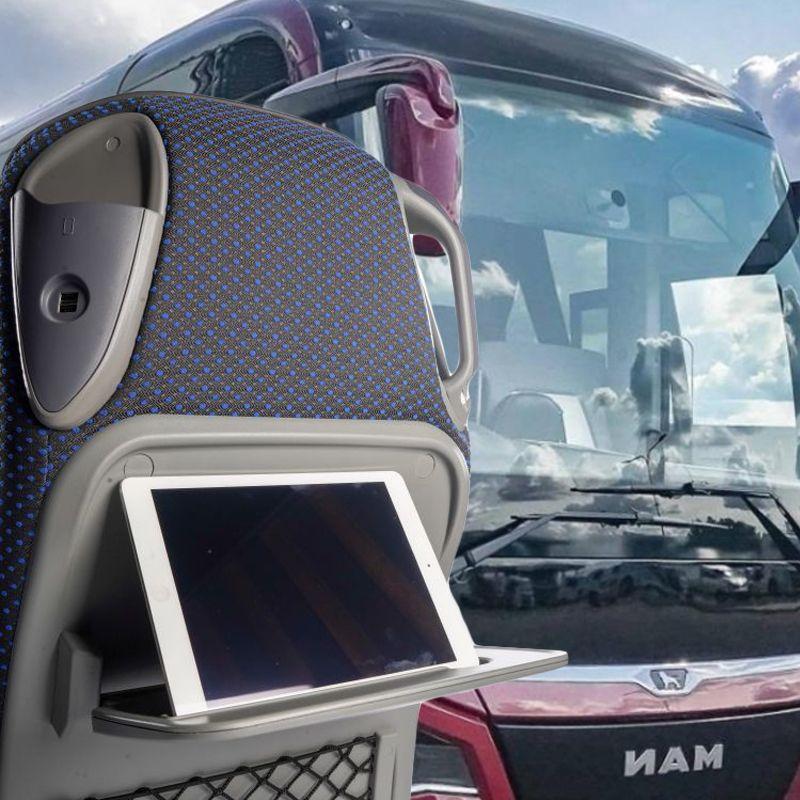 coach seat manufacturer