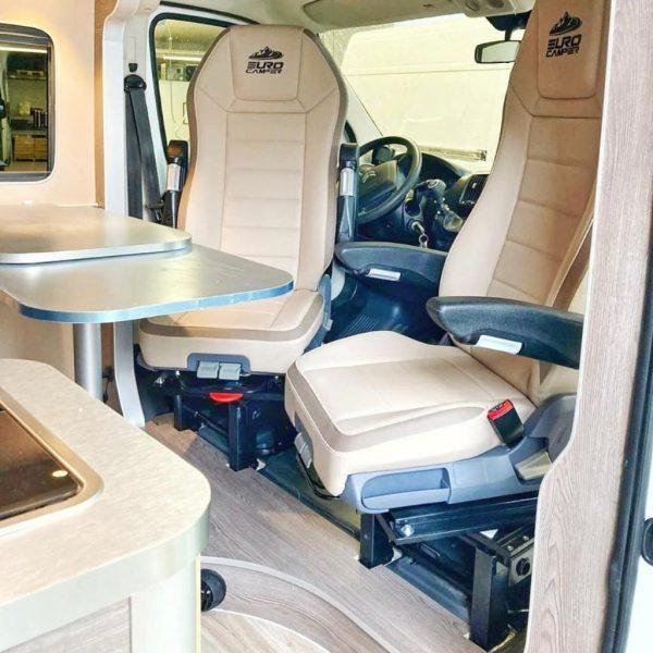 motorhome seats